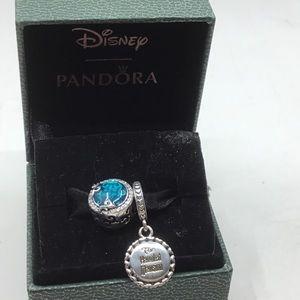 Pandora Disney Madame Leota & 50Th Anniversary Set